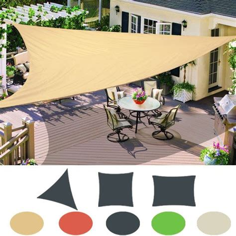 1000 ideas about garden canopy on sail shade