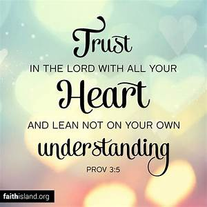 Inspirational Bible Verses With Pictures | Faith Island