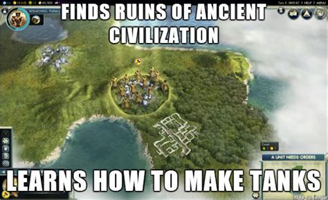 Civilization 5 Memes - civ 5 tech quotes quotesgram