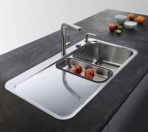 Lavandini cucina in acciaio inox – Termosifoni in ghisa