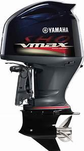 Yamaha Outboard Vf200 V6 V