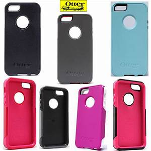 NEW AUTHENTIC OtterBox Commuter Series Case iPhone 5 5S ...
