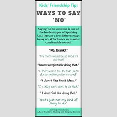 Best 25+ Ways To Say No Ideas On Pinterest  High Elf Name Generator, Peaceful Parenting And