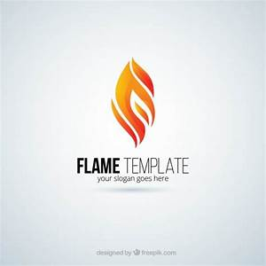 Flame logo Vector | Free Download
