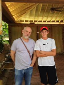 My friend met John Malkovich eating a tennis club! (Sorry ...