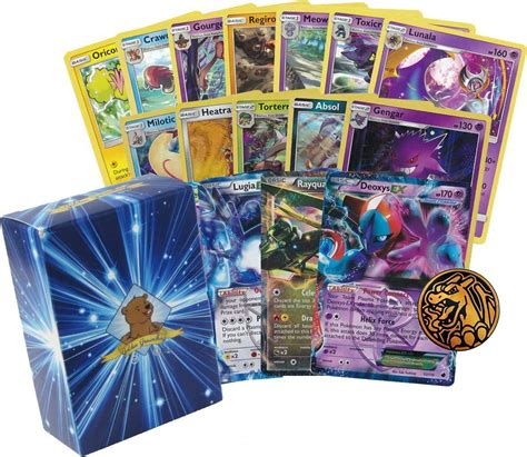 5 out of 5 stars. Pokémon Trading Card Game 25 Assorted Pokemon Cards- Size 10 Guaranteed Holo's 100 Free Shipping ...