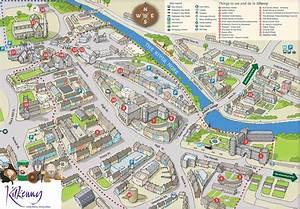 Kilkenny City Maps  Kilkenny County Maps  Walking And