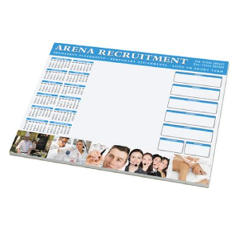 promotional desk pad calendars promotional desk calendars calendar template 2016