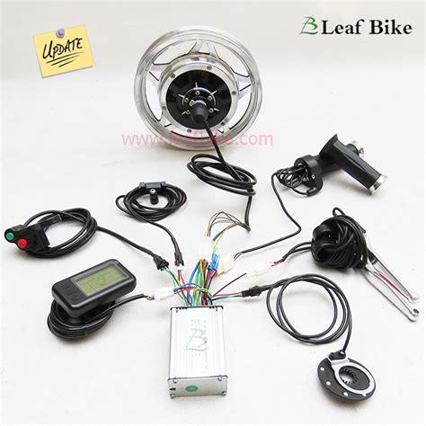 12 inch 24v 250w front bldc hub motor electric bike