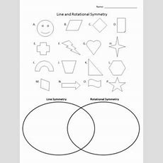 Line And Rotational Symmetry  Schooling Ideas  Rotational Symmetry, Math Classroom, Symmetry