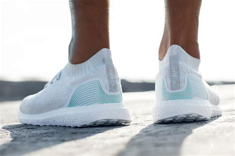 adidas reveals ultra boost uncaged using parley ocean
