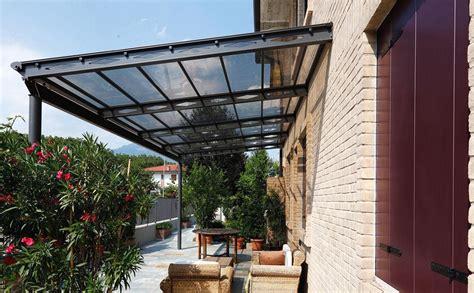 tettoie in vetro pensiline coperture e tettoie con tettoie in ferro e vetro