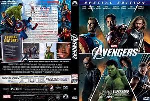 The Avengers - Movie DVD Custom Covers - The Avengers ...