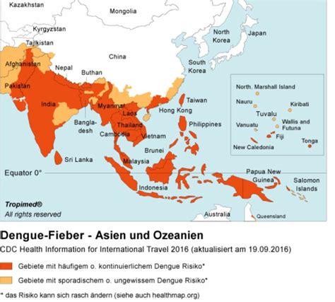 zika dengue chikungunya reise medizin