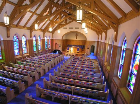 led retro fit church lighting