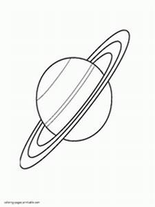 space coloring pages solar system planet rocket pictures With saturn car s list