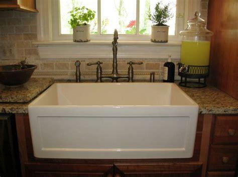 lowes farmhouse sinks farm sink  kitchen lowes white