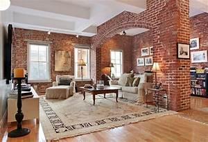 $3M Tribeca Loft Boasts Gorgeous Brick Arches