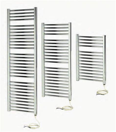 apollo napoli sealed electric straight towel radiator uk