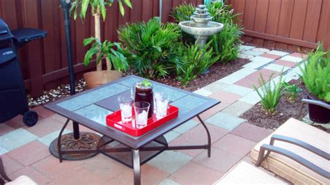 small patio furniture ideas 15 fabulous small patio ideas to make most of small space