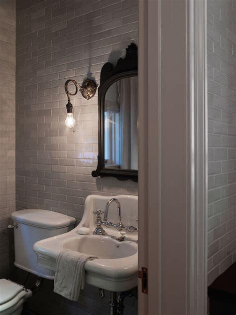 small bathroom window ideas grey subway tiles transitional bathroom hsh interiors