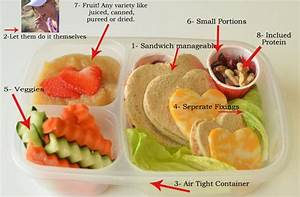 Top Ten School Lunch Ideas and Tips | Remodelaholic