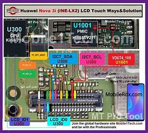 Huawei Nova 3i Ine Lx2 Backlight Ways And Touchscreen