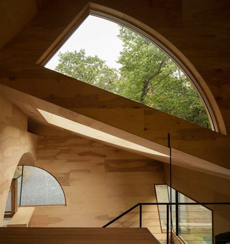 Steven Holl's Upstate 'Ex of In House' is an experiment in