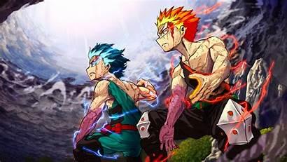 Rising Heroes Wallpapers Hero Academia Boku Anime