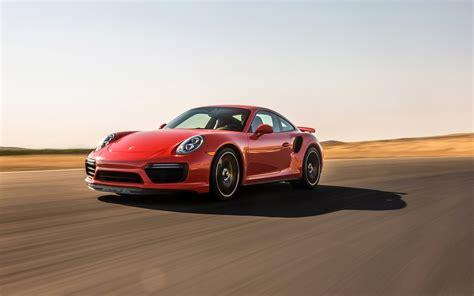 Wallpaper Porsche 911 Turbo S 2017 Hd Automotive Cars