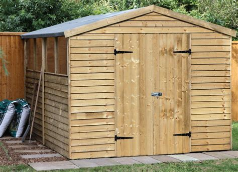 building a shed 6x4 shetland apex shiplap wooden shed departments diy