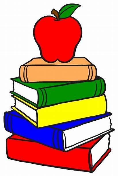 Books Stack Cartoon Clipart Advertisement
