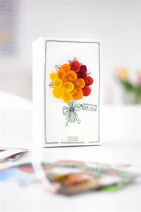 Muttertagsgeschenk Idee Diy by Basteln Einer Diy Fotobox Geschenkidee Zum Muttertag