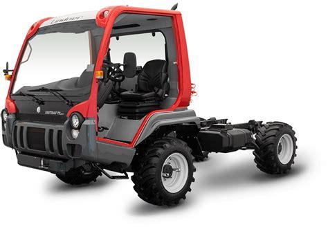 foto de Lindner Tractors: Unitrac 72ep