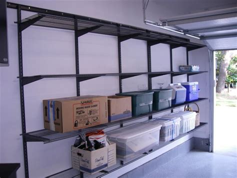 garage storage shelving systems garage shelf storage systems shelf storage solutions virginia garage concepts