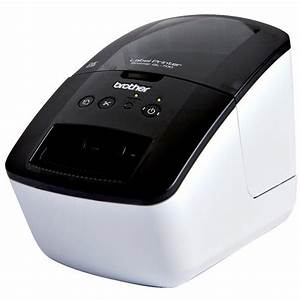 brother ql 700 high speed address label printer With label printer office max