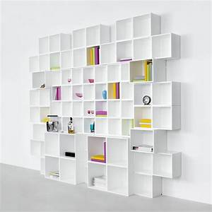 Etagere Modulable Design Cubit Bibliotheque Arkko