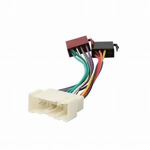 Iso Radio Stereo Harness    Adapter    Wiring Connector For