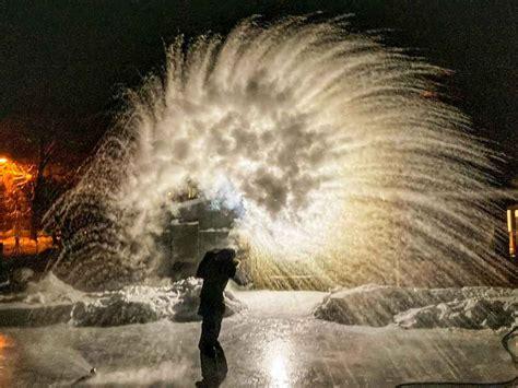Jelgavnieki ļaujas pārsteidzošā ziemas eksperimenta ...