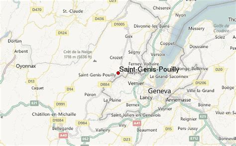 genis pouilly location guide