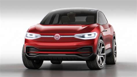 Volkswagen New Suv 2020 by Volkswagen Id Crozz Suv Concept 2020 Revealed In Frankfurt