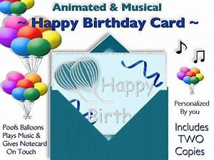 Doc.#642694: Birthday Cards Musical – Best 25 Musical ...