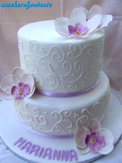 torte decorate con fiori zuccherofondente fiori di pasta di zucchero