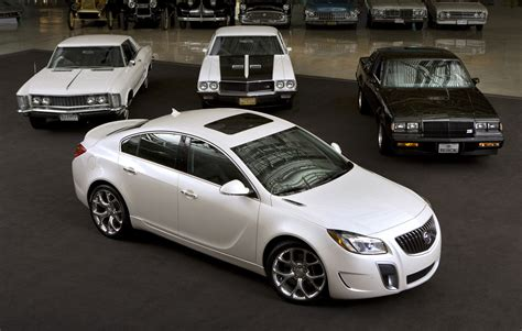Buick May Get New Grand National, T-type And Gnx