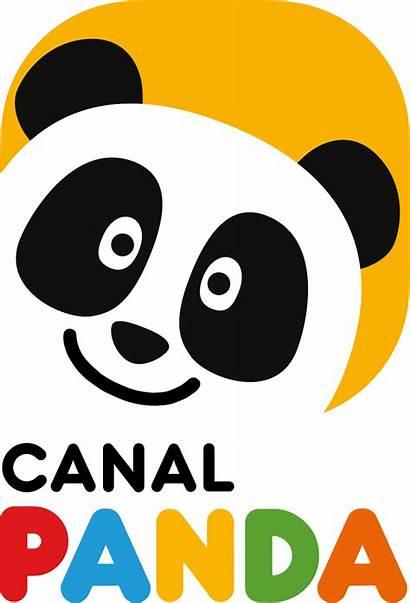 Panda Canal Logos Desenho Imagem Aniversario Canales