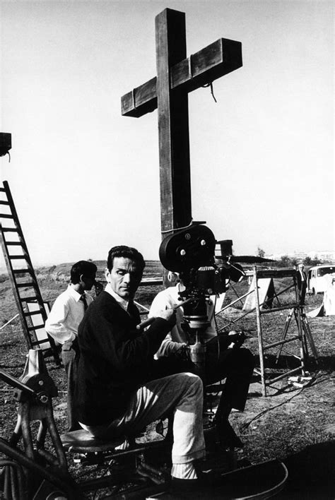 Pier Paolo Pasolini Death by On The Set With Pier Paolo Pasolini Press Release A