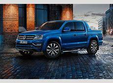 New special edition Volkswagen Amarok Aventura revealed