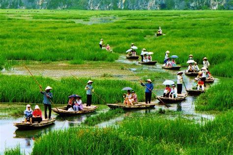la cuisine vietnamienne balade en bateau à