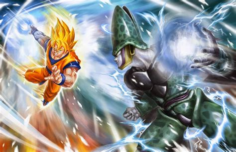 Dragon Ball Z Hd Wallpaper Collection For Free Download