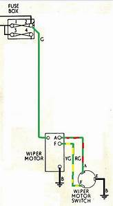 Wiper Motor Wireing Diagram Needed   Electrical
